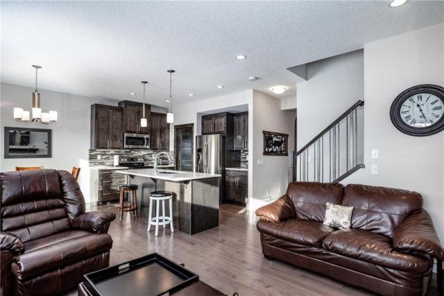 241 Willow Park, Cochrane, AB T4C 2A4 (#C4221820) :: Redline Real Estate Group Inc