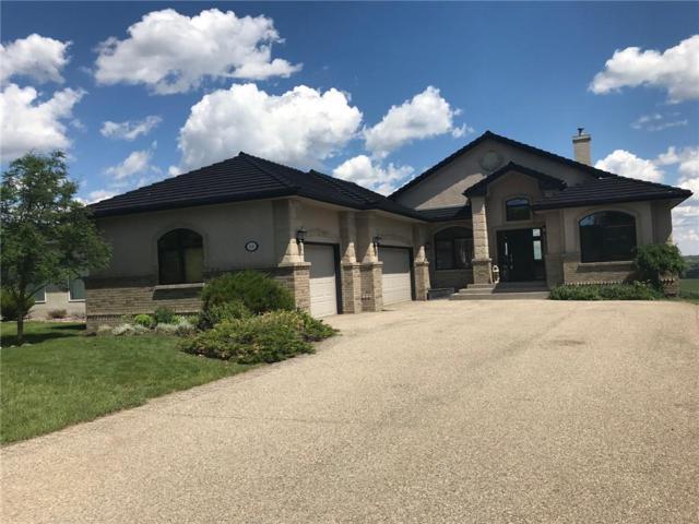 14 Cottonwood Boulevard, Rural Foothills County, AB T0J 0V0 (#C4225182) :: Redline Real Estate Group Inc