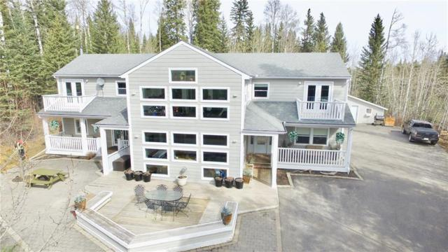 9 Mountain Lion Place, Bragg Creek, AB T0L 0K0 (#C4226134) :: Redline Real Estate Group Inc