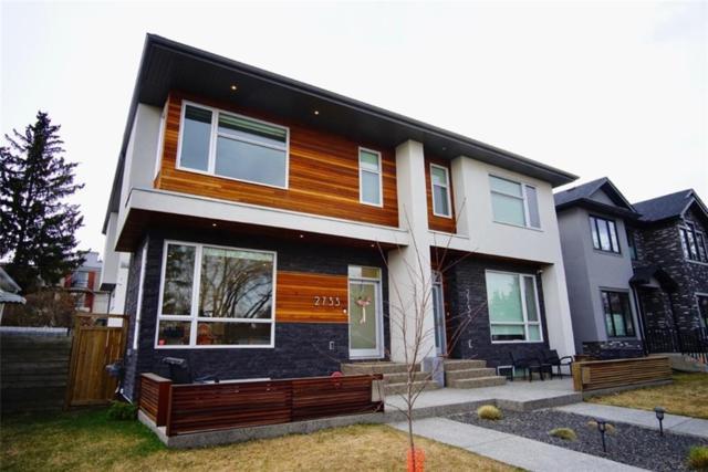 2733 16 Avenue SW, Calgary, AB T3C 1A3 (#C4237193) :: The Cliff Stevenson Group