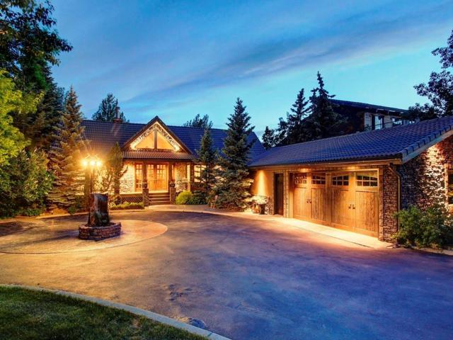 251 East Chestermere Drive, Chestermere, AB T1X 1A2 (#C4242007) :: The Cliff Stevenson Group