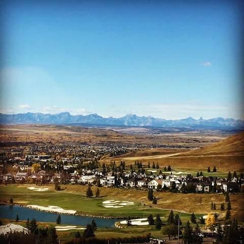 124 Gleneagles Estates, Cochrane, AB T4C 2H7 (#C4248763) :: Canmore & Banff