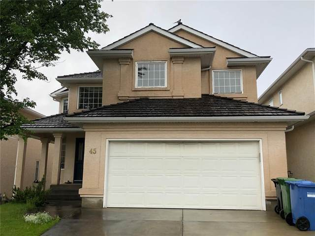 45 Hampstead Circle NW, Calgary, AB T3A 5P2 (#C4257721) :: Redline Real Estate Group Inc