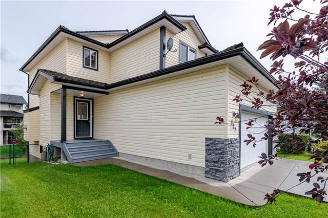 137 Bow Ridge Crescent, Cochrane, AB T4C 1V2 (#C4257976) :: Virtu Real Estate
