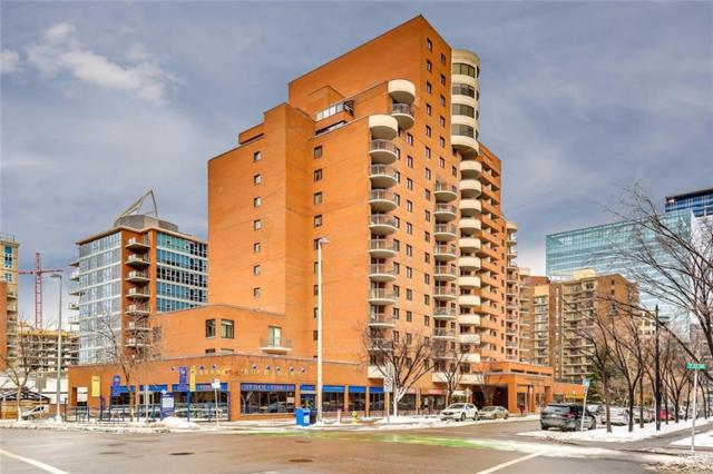 738 3 Avenue SW #1609, Calgary, AB T2P 0G7 (#C4258049) :: Redline Real Estate Group Inc