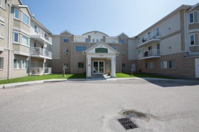 2850 51 Street SW #317, Calgary, AB T3E 6S7 (#C4258846) :: The Cliff Stevenson Group