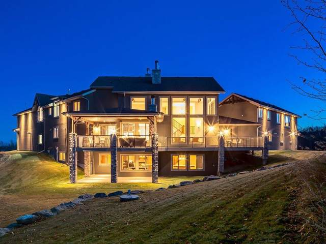 58 Big Hill Springs Estates, Rural Rocky View County, AB T3R 1H5 (#C4267704) :: Redline Real Estate Group Inc