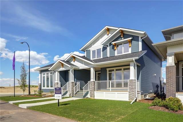 112 Creekside Drive SW, Calgary, AB T2X 4A8 (#C4280060) :: Western Elite Real Estate Group