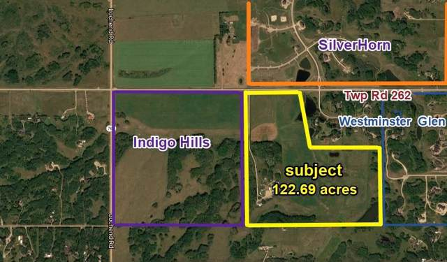 31127 Twp Rd 262, Rural Rocky View County, AB T3R 1C7 (#C4280538) :: Redline Real Estate Group Inc