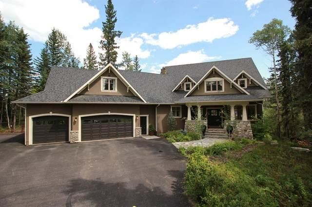 16 Wintergreen Way, Bragg Creek, AB T0L 0K0 (#C4282963) :: Canmore & Banff