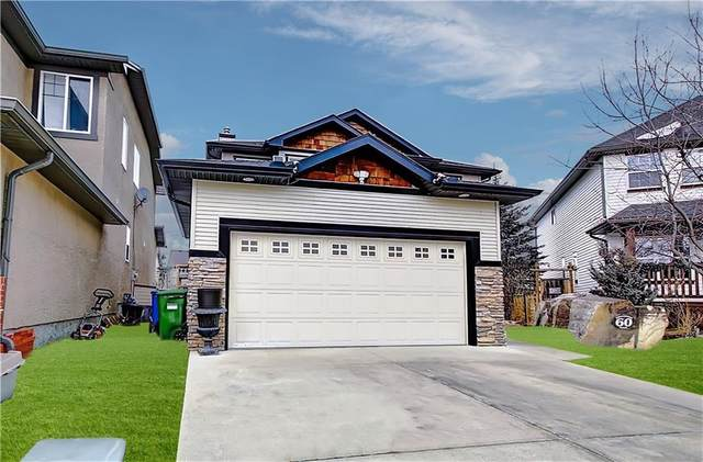 60 Cougarstone Manor SW, Calgary, AB T3H 5N5 (#C4291948) :: The Cliff Stevenson Group