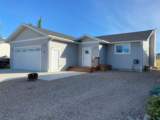 667 Lakeside Drive, Rural Vulcan County, AB T0B 2R0 (#C4292294) :: Canmore & Banff