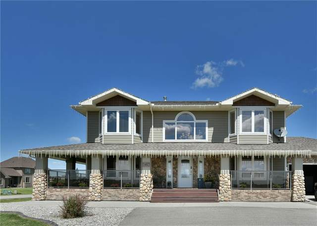 102 Green Haven Court, Rural Foothills County, AB T1S 0L9 (#C4292558) :: The Cliff Stevenson Group