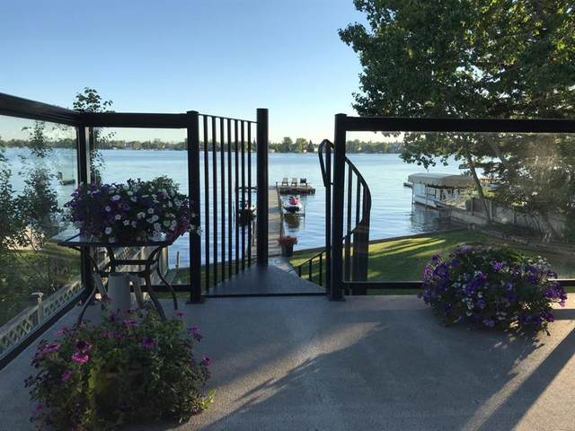 291 East Chestermere Drive, Chestermere, AB T1X 1A2 (#C4295129) :: Canmore & Banff