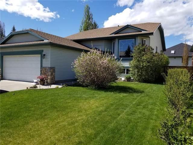 14 Meadow Way, Cochrane, AB T4C 1N1 (#C4296798) :: Redline Real Estate Group Inc