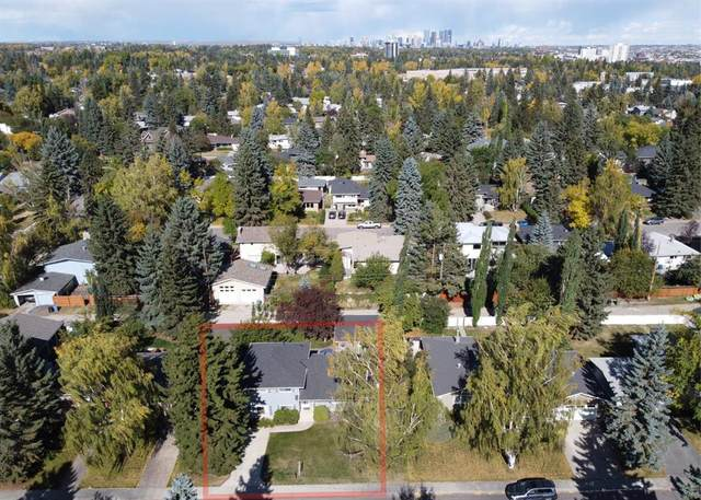 127 Chinook Drive SW, Calgary, AB T2V 2P8 (#C4299737) :: Canmore & Banff