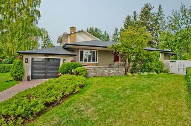 1536 Windsor Street NW, Calgary, AB T2N 3X3 (#C4304902) :: Canmore & Banff