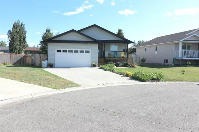 8 Tamarack Road, Claresholm, AB T0L 0T0 (#LD0188087) :: Canmore & Banff