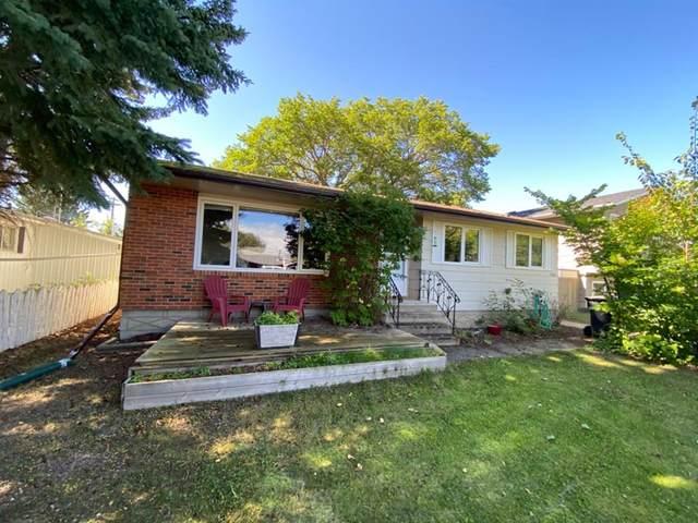 5104 46 Street, Mannville, AB T0B 2W0 (#A1028311) :: Calgary Homefinders