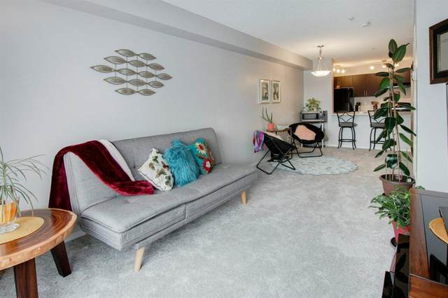 625 Glenbow Drive #1109, Cochrane, AB T4C 0S7 (#A1044069) :: Redline Real Estate Group Inc