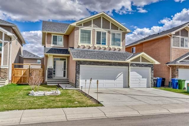 112 Mcivor Terrace, Chestermere, AB T1X 0R6 (#A1070195) :: Calgary Homefinders