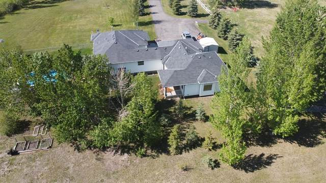 16091 496 Avenue E, Rural Foothills County, AB T1V 1N1 (#A1102188) :: Calgary Homefinders