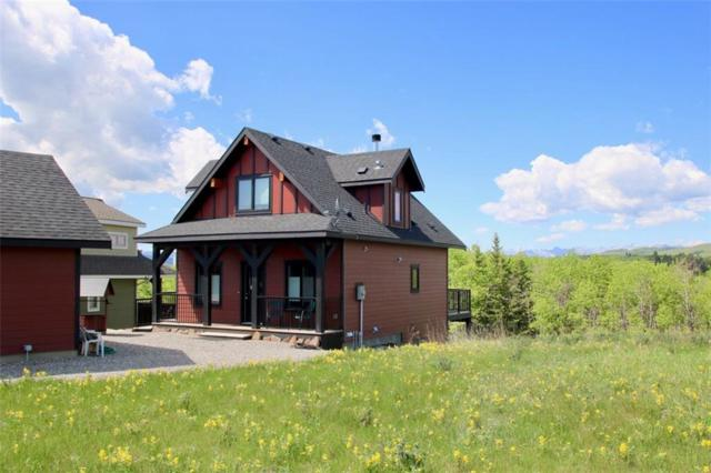 247 Cottageclub Crescent, Rural Rocky View County, AB T4C 1B1 (#C4215610) :: Calgary Homefinders