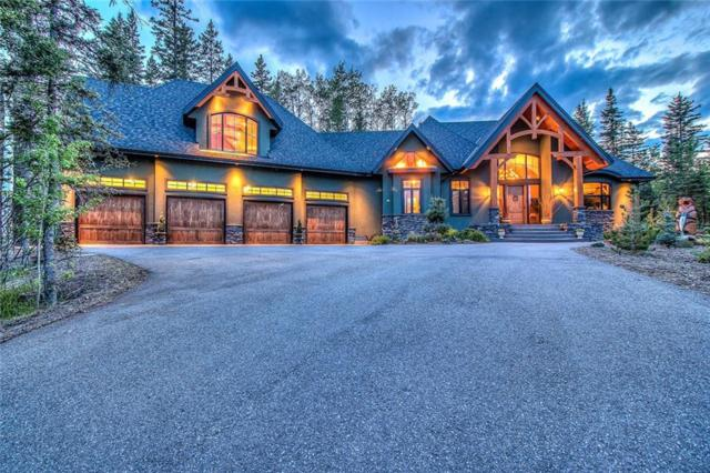 514 Hawks Nest Lane, Priddis Greens, AB T0L 1W3 (#C4222523) :: The Cliff Stevenson Group