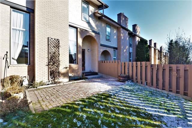 1011 Canterbury Drive SW #11, Calgary, AB T2W 2S8 (#C4274335) :: Redline Real Estate Group Inc