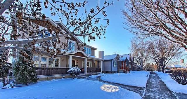 733 Alexander Crescent NW, Calgary, AB T2M 4B8 (#C4279588) :: The Cliff Stevenson Group