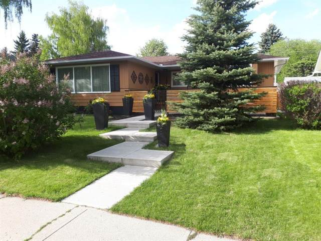 1404 Craig Road SW, Calgary, AB T2V 2S8 (#C4290499) :: Canmore & Banff