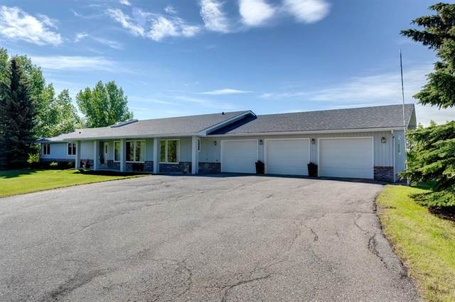 51 Calling Horse Estates, Rural Rocky View County, AB T3Z 1H4 (#A1070042) :: Western Elite Real Estate Group