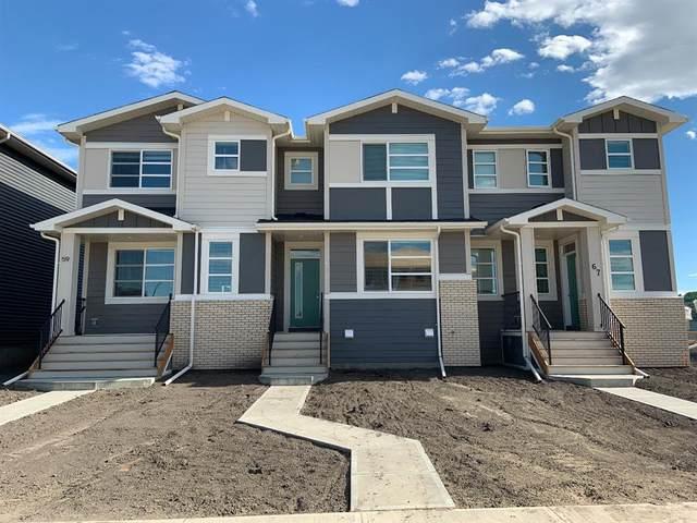 111 Wolf Creek Avenue SE, Calgary, AB T2X 4V1 (#A1107536) :: Calgary Homefinders