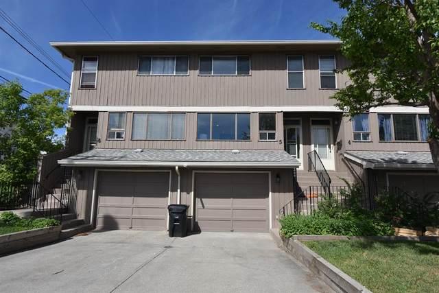 903 67 Avenue SW #5, Calgary, AB T2V 0M8 (#A1115343) :: Calgary Homefinders