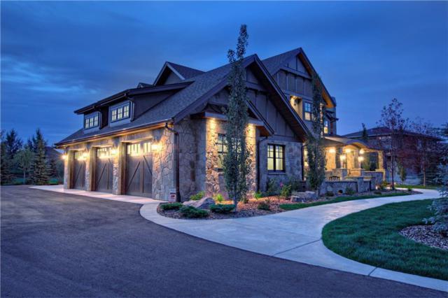 28 Mackenas Way, Rural Rocky View County, AB T3Z 3C9 (#C4221819) :: Redline Real Estate Group Inc