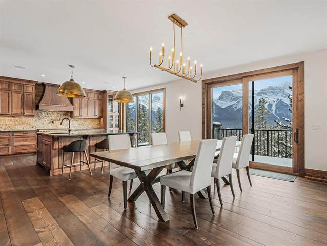 829 Silvertip Heights, Canmore, AB T1W 3K9 (#A1036120) :: Canmore & Banff