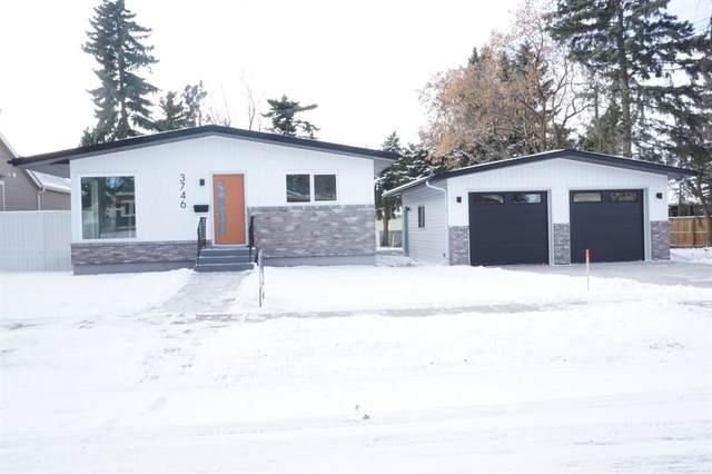 3746 44 Avenue, Red Deer, AB T4N 3H4 (#A1043092) :: The Cliff Stevenson Group