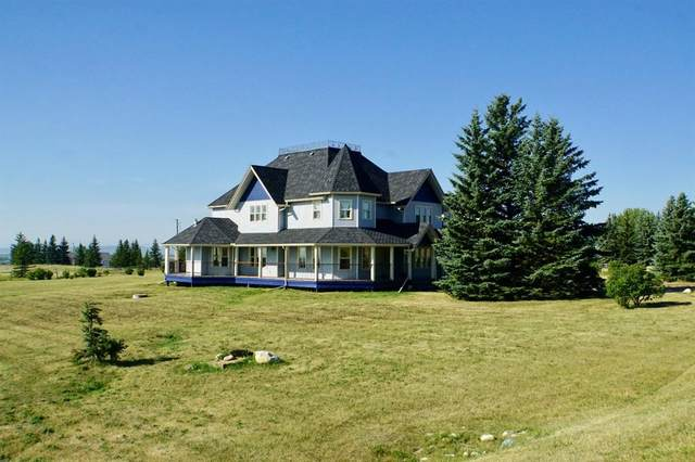 3 Bearspaw Pointe Green, Rural Rocky View County, AB T3L 2P6 (#C4297207) :: Canmore & Banff