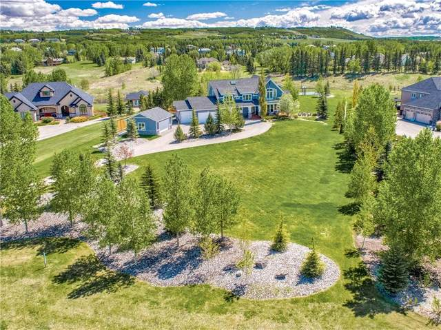28 Sterling Springs Crescent, Rural Rocky View County, AB T3Z 3J6 (#C4286037) :: The Cliff Stevenson Group