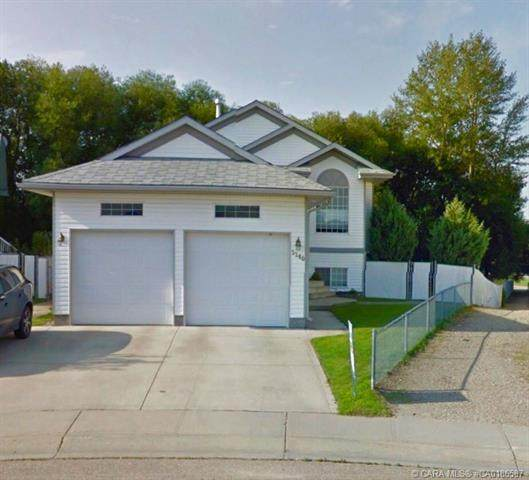 5240 41 Street Crescent, Innisfail, AB T4G 1W5 (#A1007704) :: Canmore & Banff