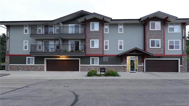 3 Northstar Drive #202, Lacombe, AB T4L 1W6 (#A1008151) :: Canmore & Banff
