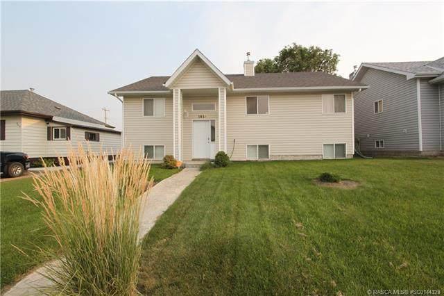 205C 8 Avenue SE, Drumheller, AB T0J 0Y6 (#A1011542) :: Redline Real Estate Group Inc