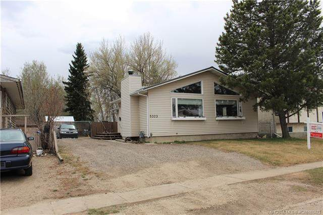 5323 36A Street, Innisfail, AB T4G 1E6 (#A1013622) :: Canmore & Banff