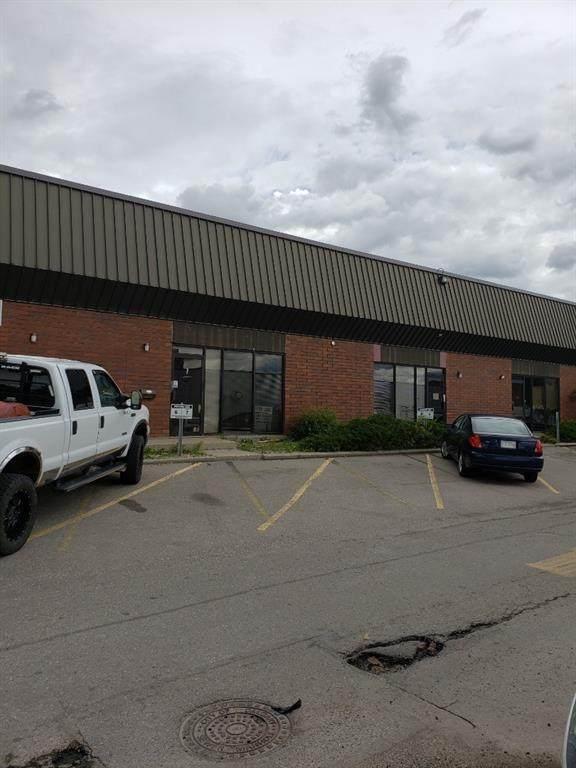 2235 30 Avenue NE #7, Calgary, AB T2E 7C7 (#A1014522) :: Redline Real Estate Group Inc