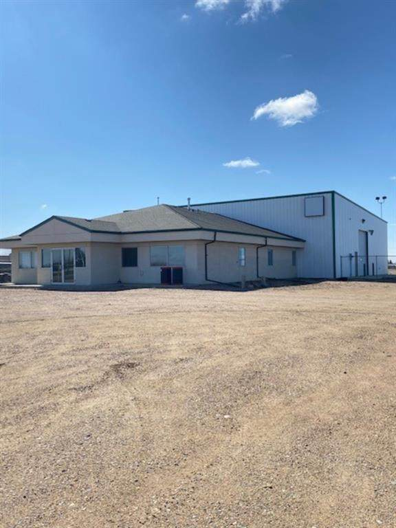 Lot 6B Kams Industrial Park, Rural Vermilion River, County of, AB T9V 3A8 (#A1015441) :: Canmore & Banff