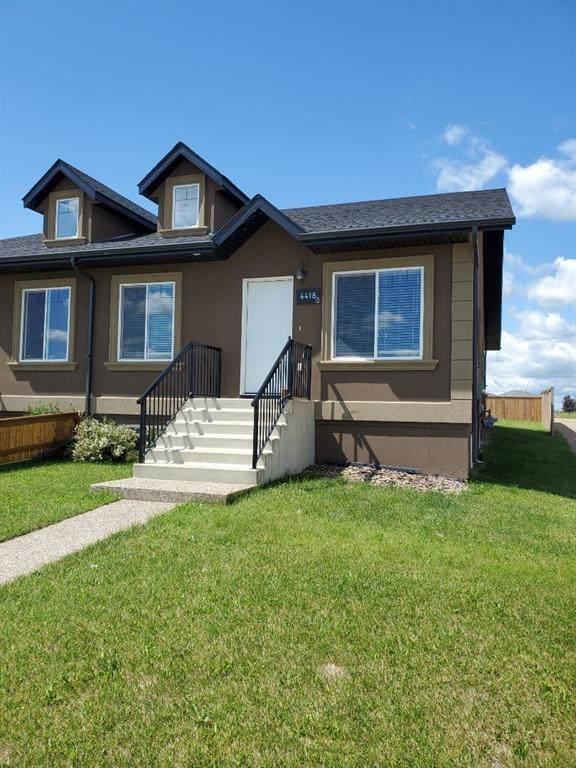 4418B 73 Street, Camrose, AB T4V 5E2 (#A1016975) :: Canmore & Banff