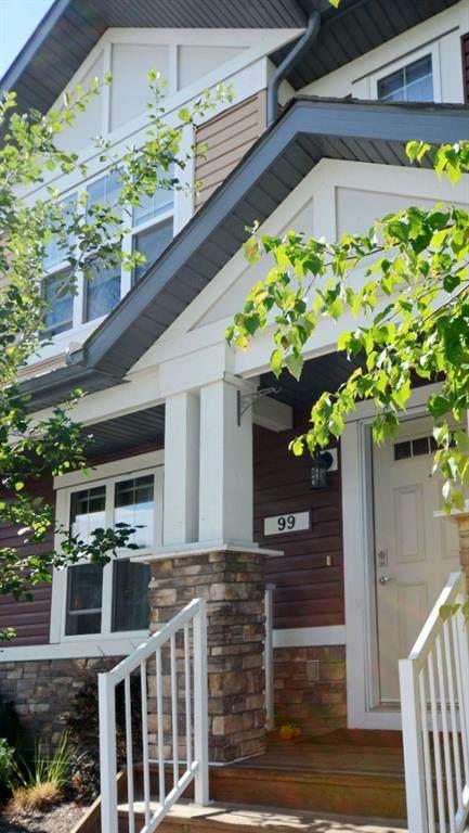 99 Chaparral Valley Garden SE, Calgary, AB T2X 0P9 (#A1017035) :: Redline Real Estate Group Inc