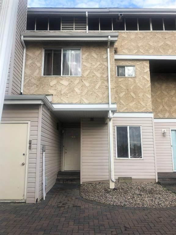 9740 82 Avenue #104, Grande Prairie, AB T8V 5W4 (#A1018373) :: Team Shillington | Re/Max Grande Prairie