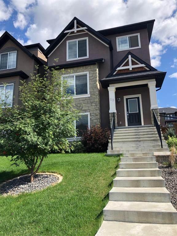 53 Aspenshire Close SW, Calgary, AB T3H 0R2 (#A1018737) :: Canmore & Banff