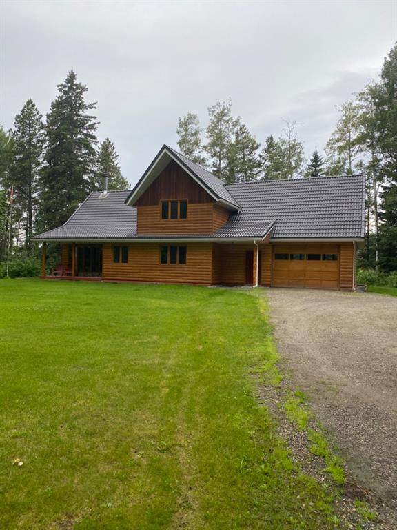 37A Country Meadows Drive, Rural Clearwater County, AB T4T 2A2 (#A1019376) :: The Cliff Stevenson Group